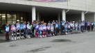 Открытое первенство спортивной школы посвященное Дню защиты детей «Роликовый спринт» (