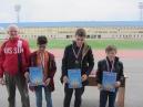 Чемпионат и Первенство города по летнему пятиборью (г. Ачинск, 26-27 мая)